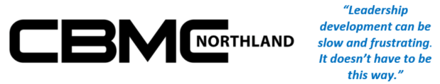 CBMC Northland logo with quote